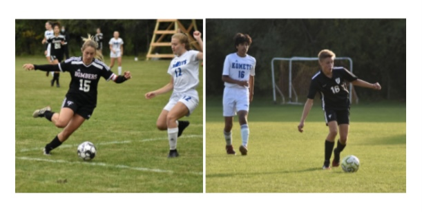 The soccer players at CFHS kicked their way through their 2020 season.
