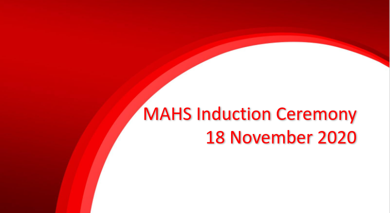 A+MAHS+induction+ceremony+was+held+on+November+18+for+twelve+incredible+students.