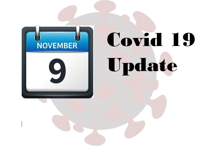 This week's COVID-19 update talks about the current situation of the pandemic at local, state, and national levels.