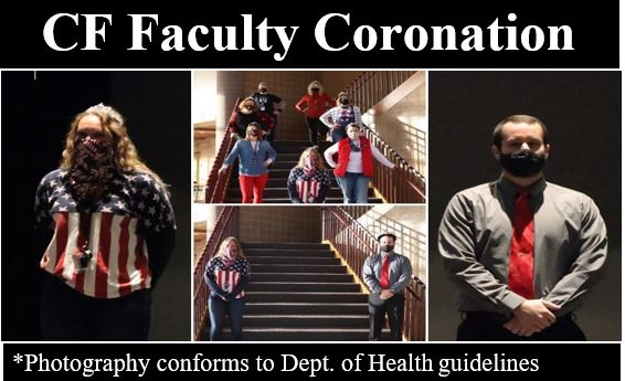 Faculty coronation