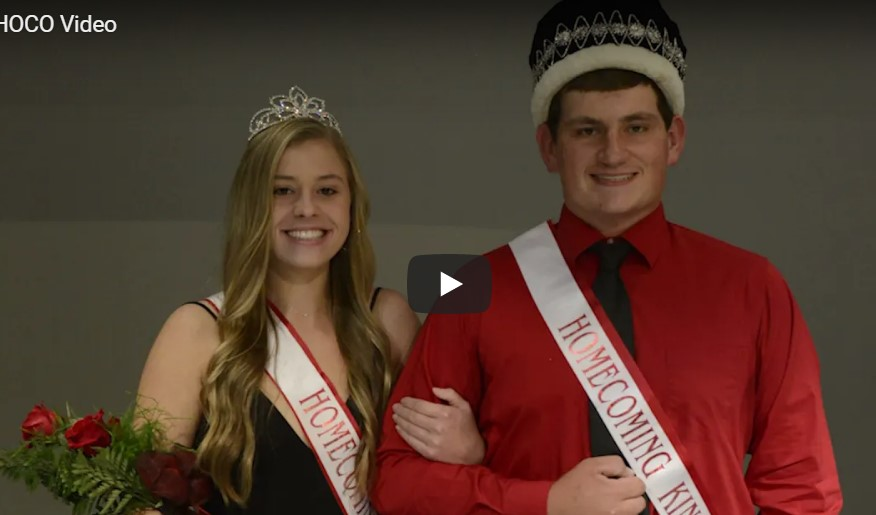 Homecoming 2021 video